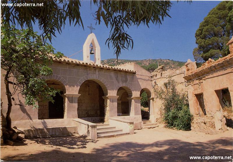 Capoterra - Chiesa romanica di S. Barbara