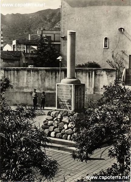 Capoterra - Monumento ai caduti