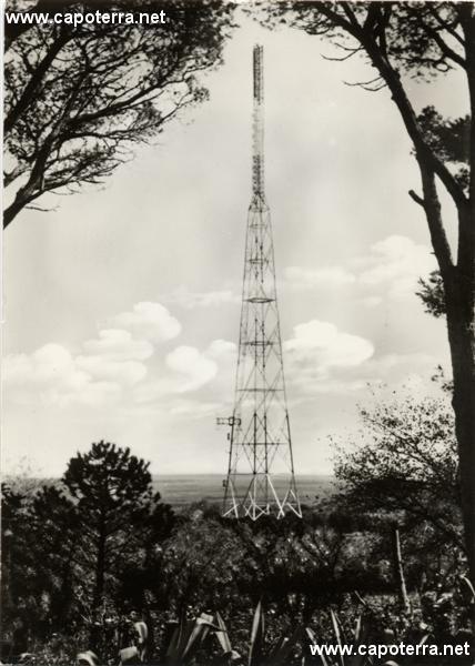Capoterra - Antenna ripetitore RAI TV anni '60
