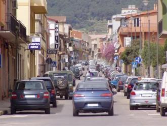 Capoterra, Via Cagliari