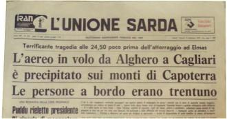 Unione Sarda del 14 settembre 1979