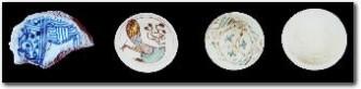 Reperti, tutti risalenti alla seconda metà del XIII secolo
