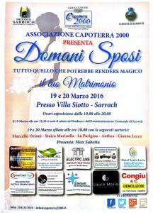 Domani sposi - Villa Siotto - Sarroch