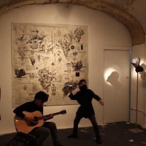 BLOCKHAUS - Mostra personale di Gildo Atzori