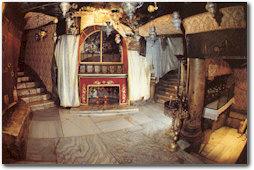 Betlemme Grotta della Natività