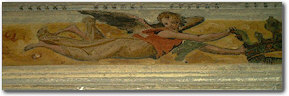 Angelo reggicorona della pala d'altare (1)