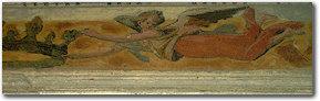 Angelo reggicorona della pala d'altare (2)